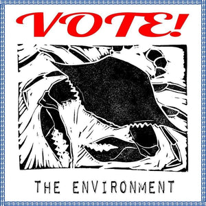 State of the Earth Got You Crabby? Vote the Environment by kylehickshealy - Print - Vote the Environment - Creative Action Network
