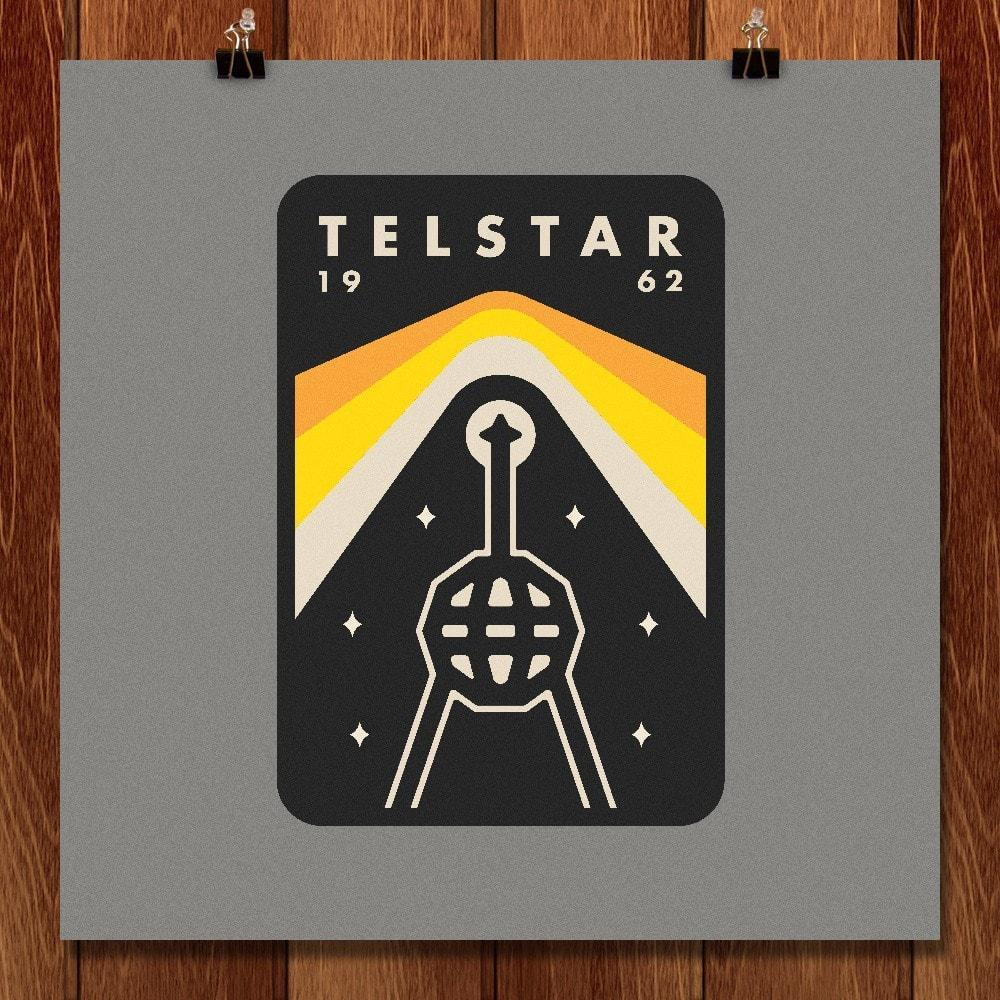 Telstar by Peter Komierowski