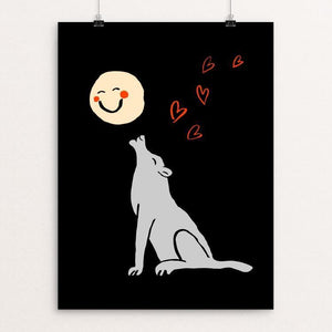 "That's Amore by Susanne Lamb 18"" by 24"" Print / Unframed Print Join the Pack"
