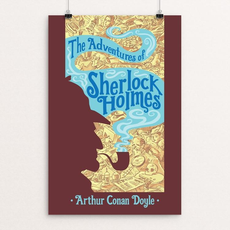 The Adventures of Sherlock Holmes by Rob Peters