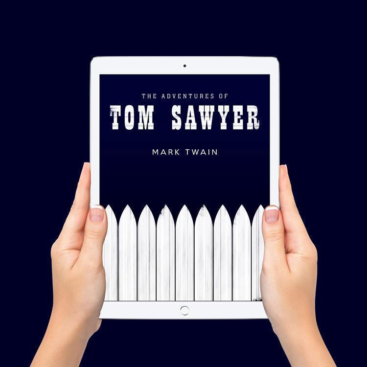 The Adventures of Tom Sawyer Ebook by Nick Fairbank Ebook (epub) Ebook Recovering the Classics