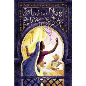 "The Arabian Nights by Crystal Galloway 12"" by 18"" Print / Unframed Print Recovering the Classics"