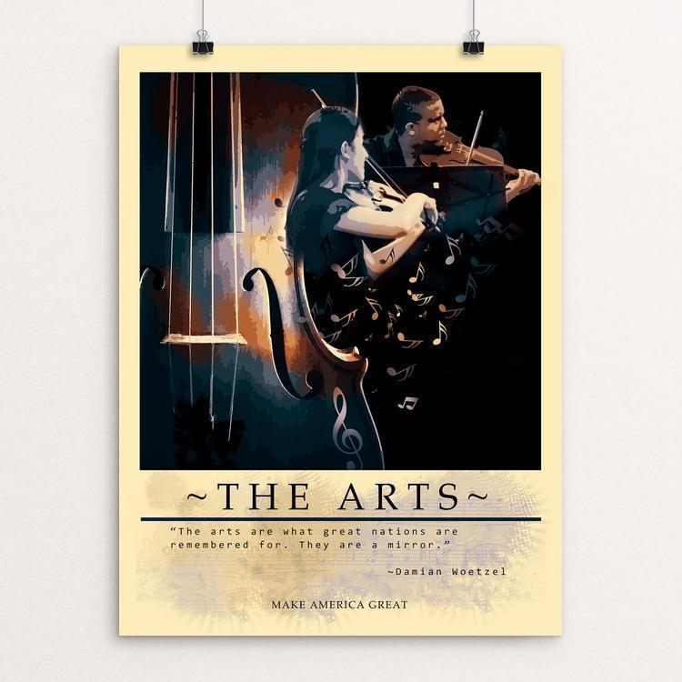 The Arts by Catherine King