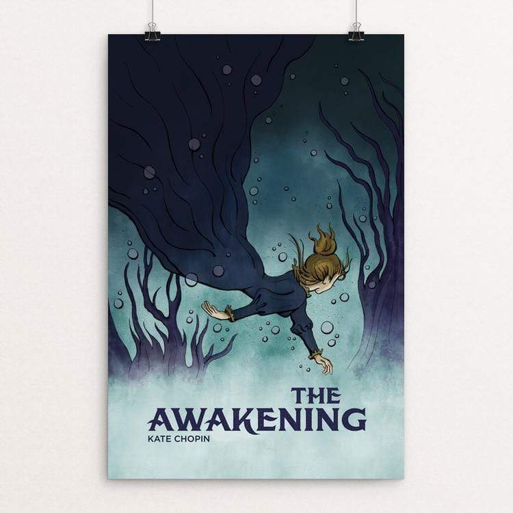"The Awakening by Beth Little 12"" by 18"" Print / Unframed Print Recovering the Classics"