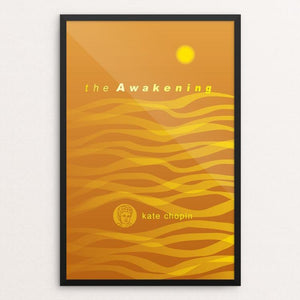 "The Awakening by Robert Wallman 12"" by 18"" Print / Framed Print Recovering the Classics"