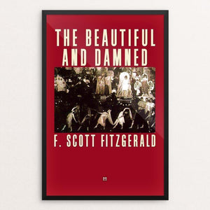 "The Beautiful and Damned by Ed Gaither 12"" by 18"" Print / Framed Print Recovering the Classics"