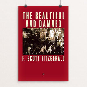 "The Beautiful and Damned by Ed Gaither 12"" by 18"" Print / Unframed Print Recovering the Classics"
