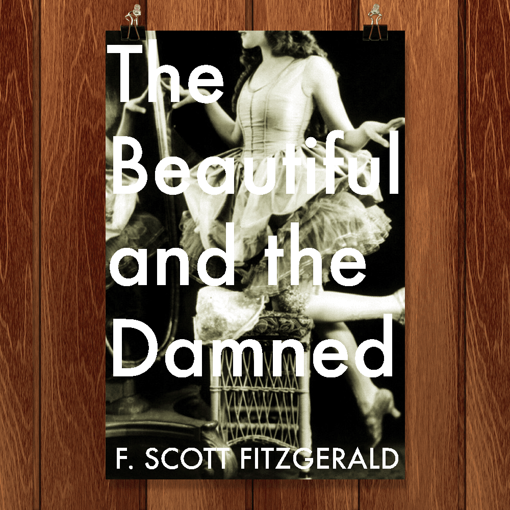 The Beautiful and Damned by Marie Mundaca