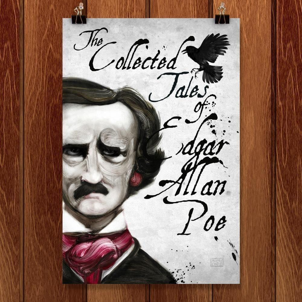 The Collected Tales of Edgar Allan Poe by Adam S. Doyle
