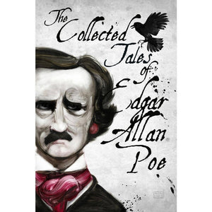 "The Collected Tales of Edgar Allan Poe by Adam S. Doyle 12"" by 18"" Print / Unframed Print Recovering the Classics"