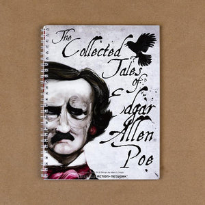 The Collected Tales of Edgar Allan Poe Spiral Notebook by Adam S. Doyle