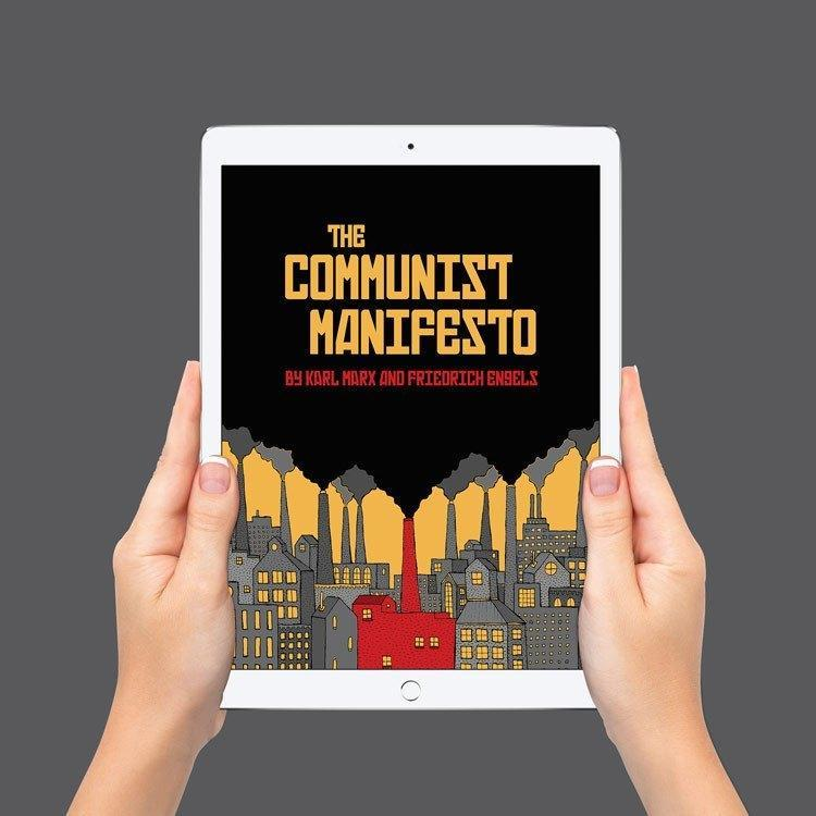 The Communist Manifesto Ebook by Chris Arnold
