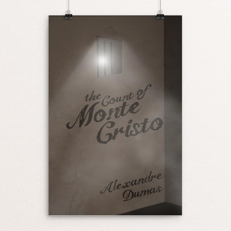 The Count of Monte Cristo by Amanda Insalaco