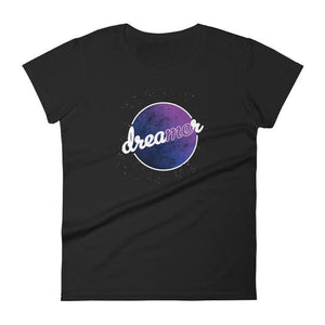 The Dreamer in Me T-Shirt by Jazmin Chacon S / Women's T-Shirt Creative Action Network