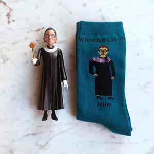 The Dynamic Duo RBG Gift Set Action Figure Creative Action Network