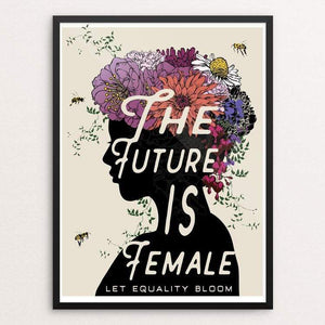 The Future is Female by Brooke Fischer