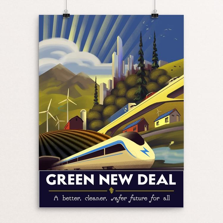 The Green New Deal by Jordan Johnson