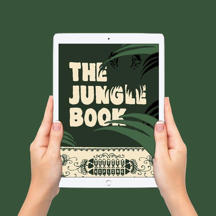 The Jungle Book Ebook by Jeff Walters