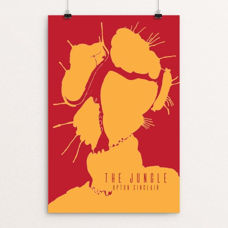 "The Jungle by Francesco Tornabene 12"" by 18"" Print / Unframed Print Recovering the Classics"