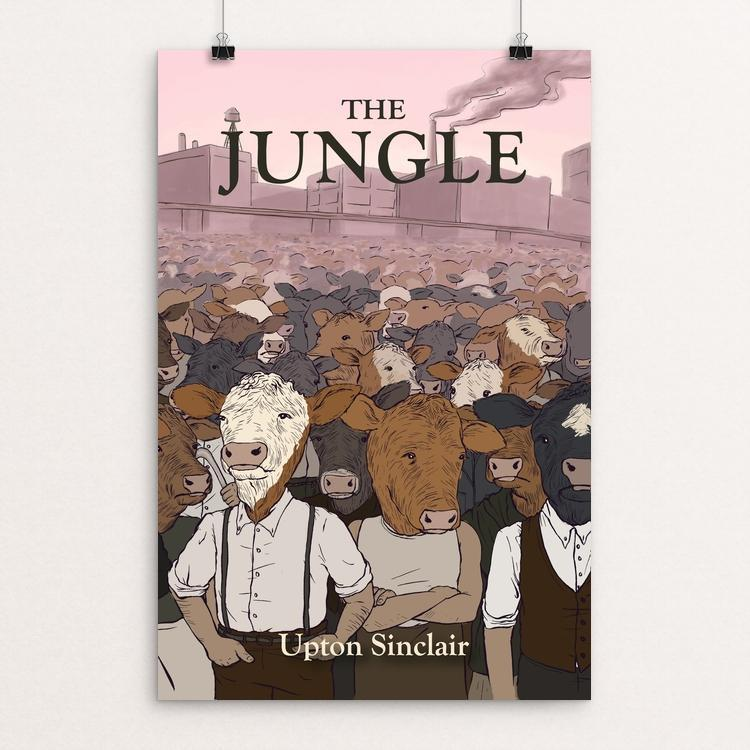 The Jungle by Michelle Kondrich