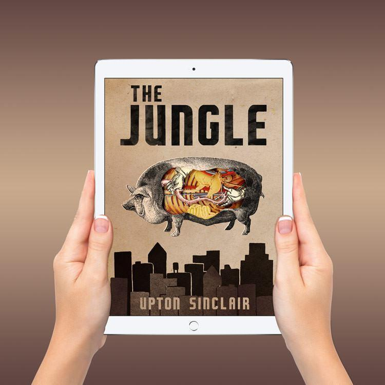 The Jungle Ebook by Wade Greenberg