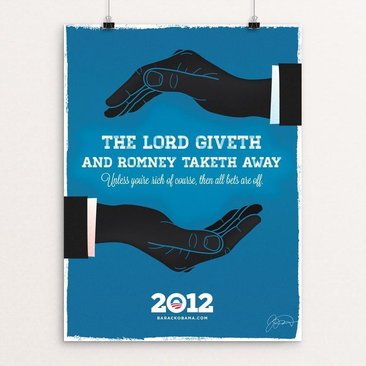 The Lord Giveth by James Nesbitt