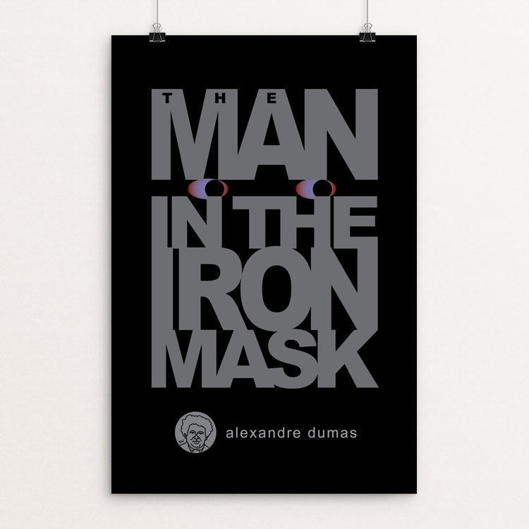 The Man in the Iron Mask by Robert Wallman