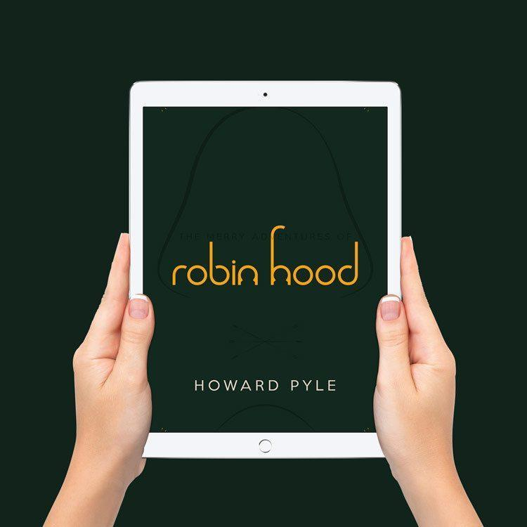 The Merry Adventures of Robin Hood Ebook by Nick Fairbank