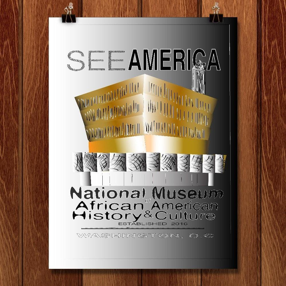 The National Museum of African American History & Culture by Ginnie McKnight