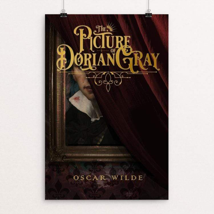 The Picture of Dorian Gray by Nik E. Wicks