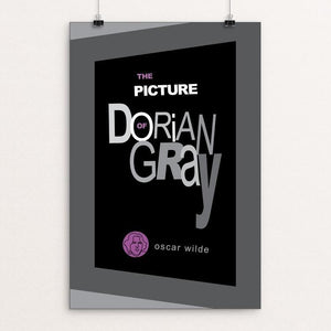 "The Picture of Dorian Gray by Robert Wallman 12"" by 18"" Print / Unframed Print Recovering the Classics"