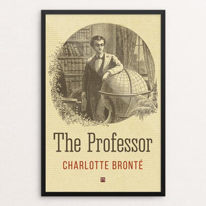 "The Professor by Ed Gaither 12"" by 18"" Print / Framed Print Recovering the Classics"