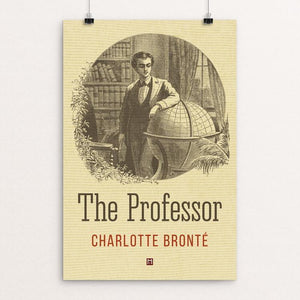 "The Professor by Ed Gaither 12"" by 18"" Print / Unframed Print Recovering the Classics"