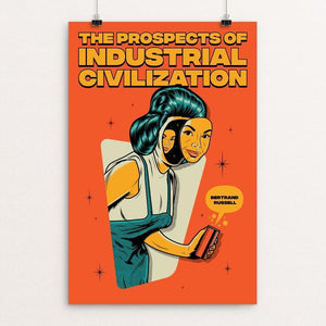 The Prospects of Industrial Civilization by Roberlan Paresqui