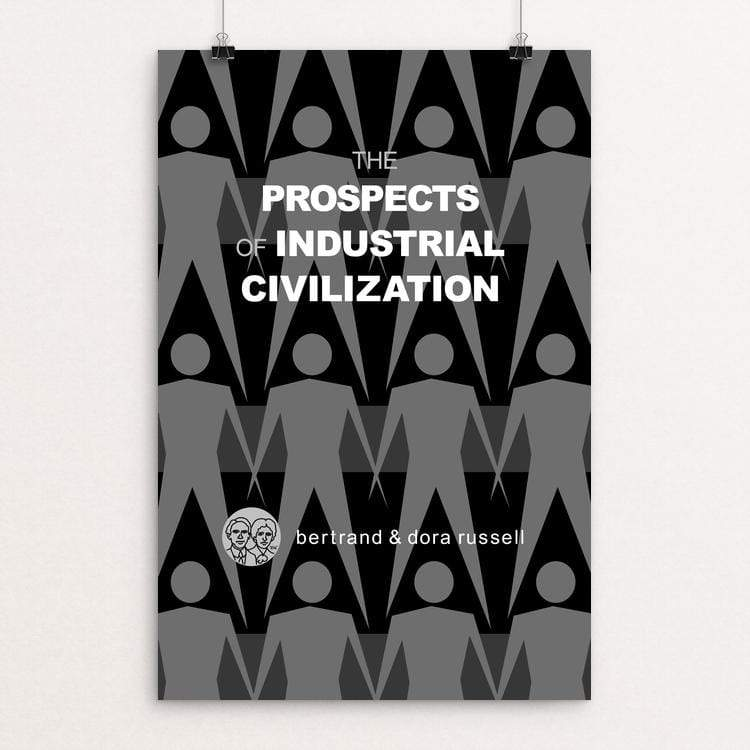 The Prospects of Industrial Civilization by Robert Wallman
