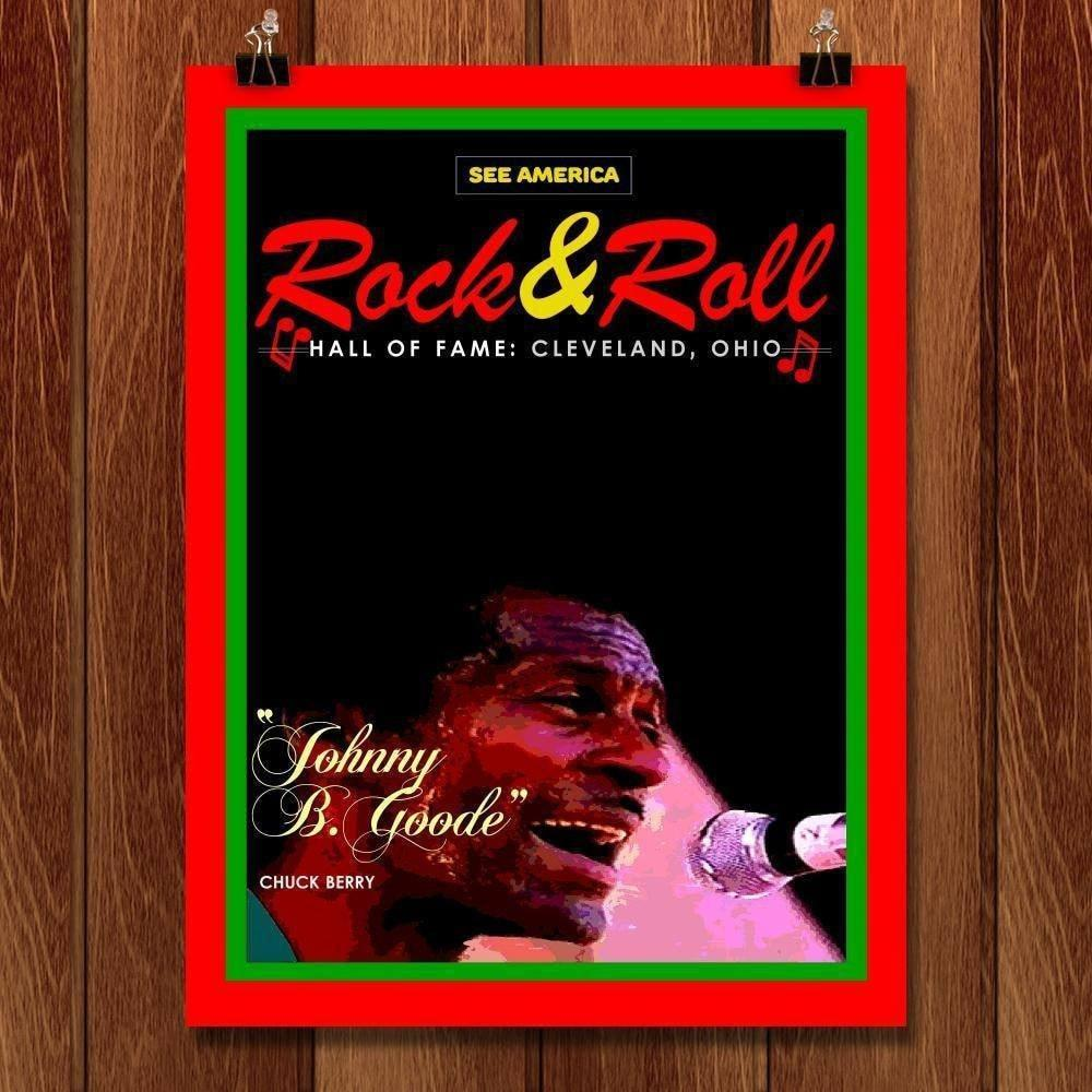 The Rock & Roll Hall of Fame by Bob Rubin