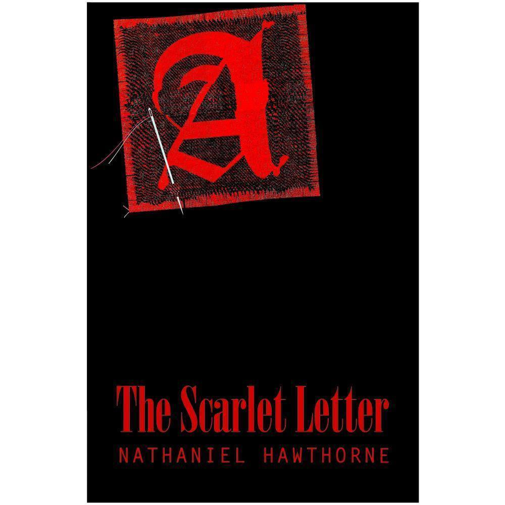 The Scarlet Letter 2 By Bob Rubin 12 18 Print Unframed