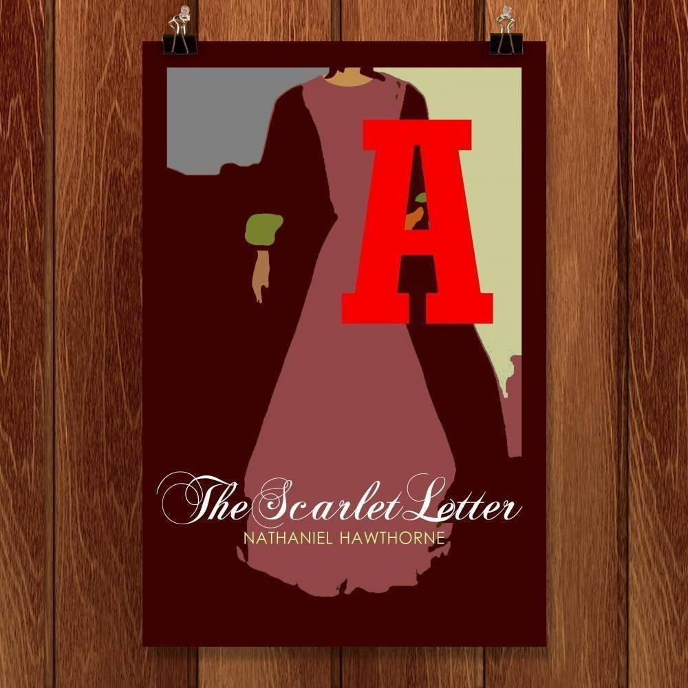 The Scarlet Letter By Bob Rubin 12 18 Print Unframed Recovering