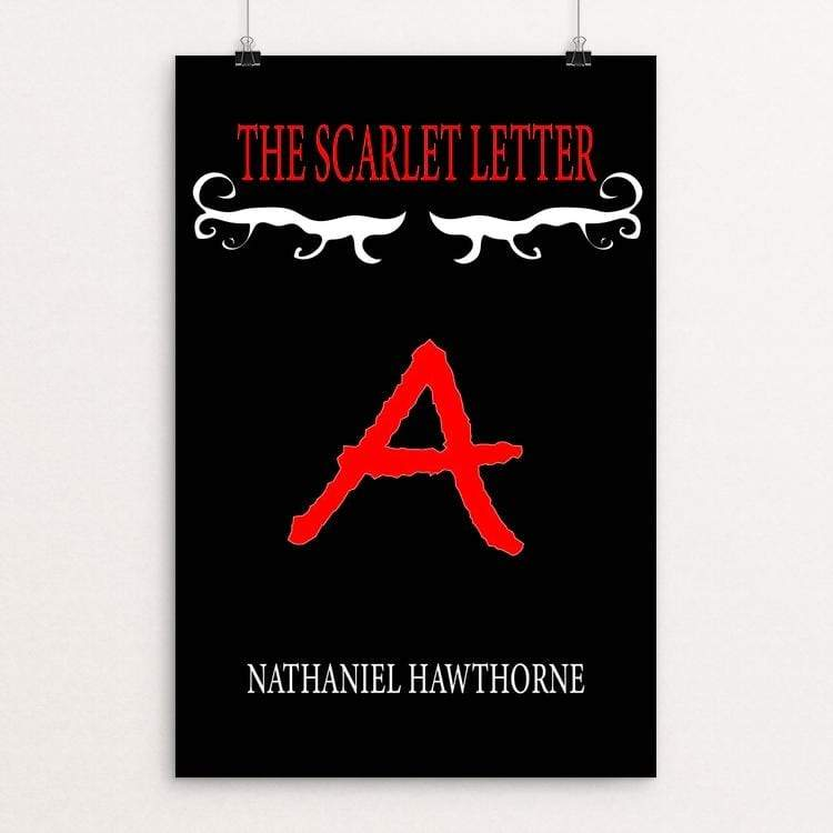 The Scarlet Letter by Rams Andindi