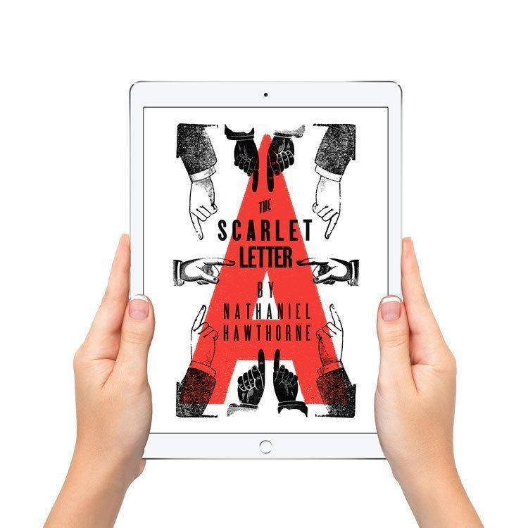 The Scarlet Letter Ebook by Mr. Furious   Creative Action Network