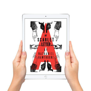 The Scarlet Letter Ebook by Mr. Furious