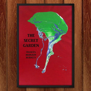 "The Secret Garden by Doug Stuber 12"" by 18"" Print / Framed Print Recovering the Classics"