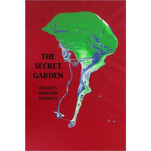 "The Secret Garden by Doug Stuber 12"" by 18"" Print / Unframed Print Recovering the Classics"