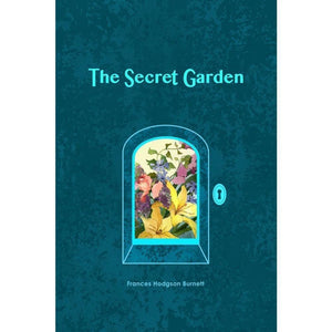 "The Secret Garden by J. Beth Jepson 12"" by 18"" Print / Unframed Print Recovering the Classics"