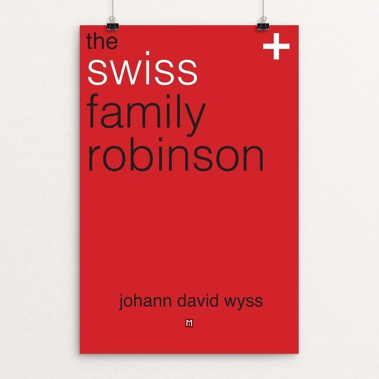 The Swiss Family Robinson by Ed Gaither
