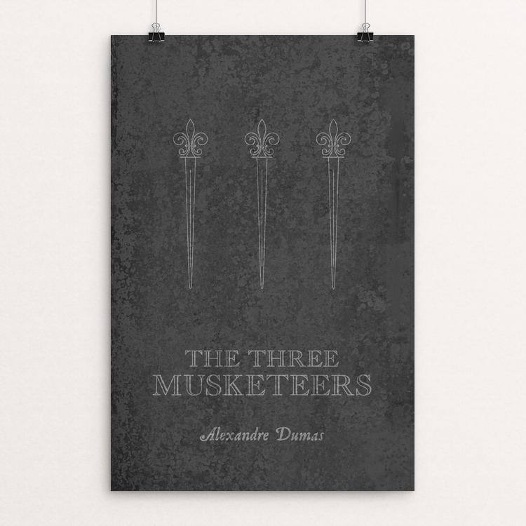 The Three Musketeers by Elizabeth Firmage