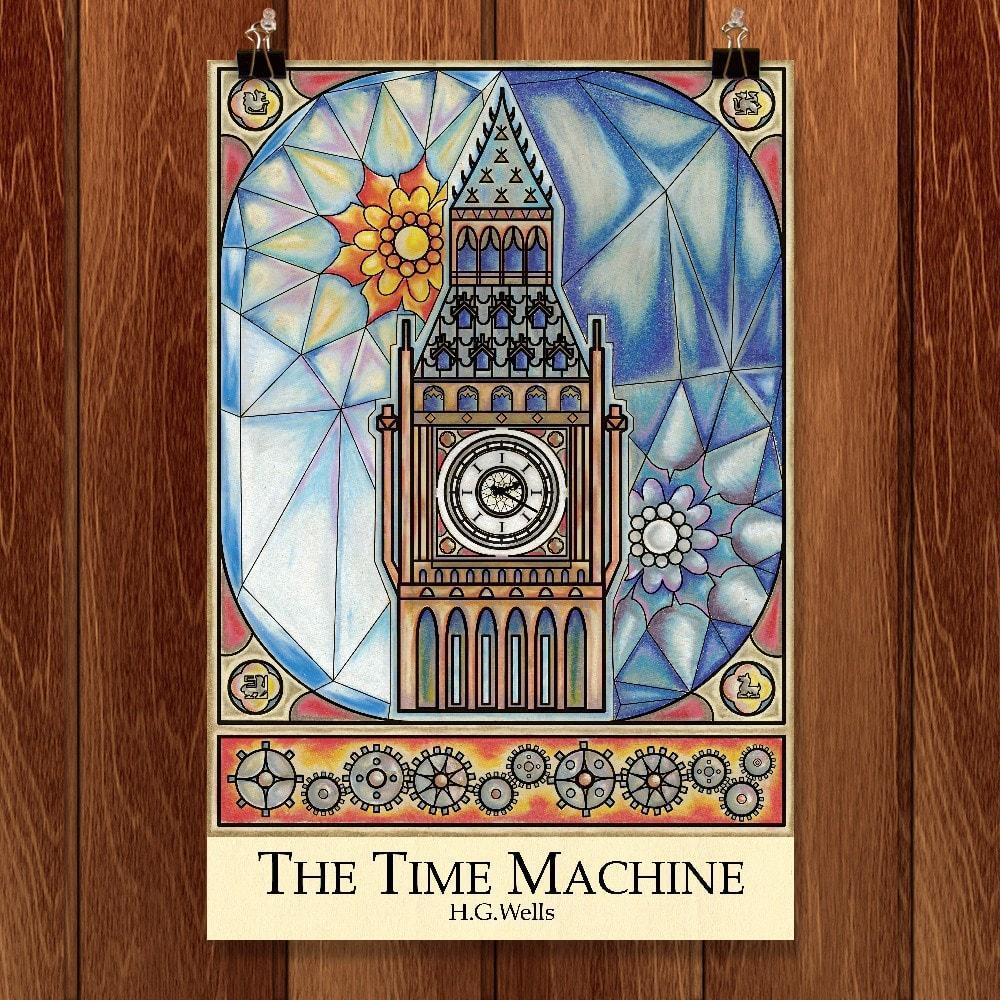 The Time Machine by Eric Poland