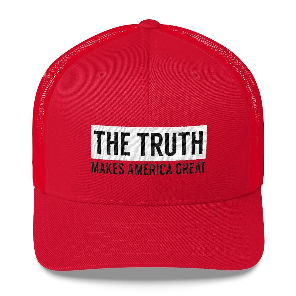 The Truth Hat by Aimee Perrin Hat What Makes America Great