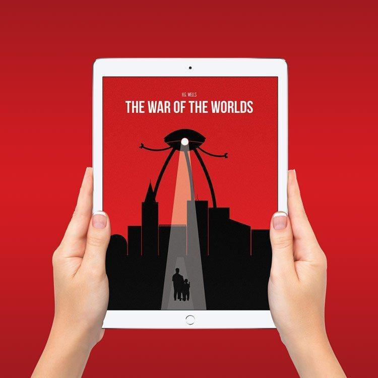 The War of the Worlds Ebook by Kjell-Roger Ringstad