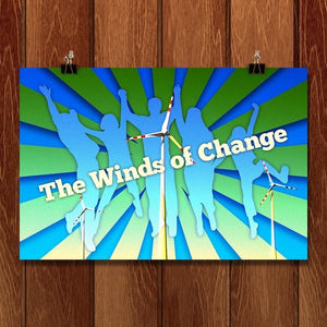 The Winds of Change by E. Michelle Peterson